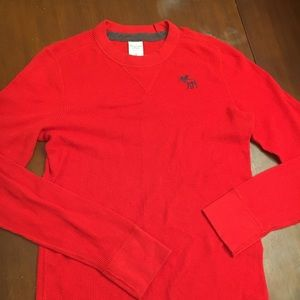 Men's Abercrombie & Fitch Thermal Sz S